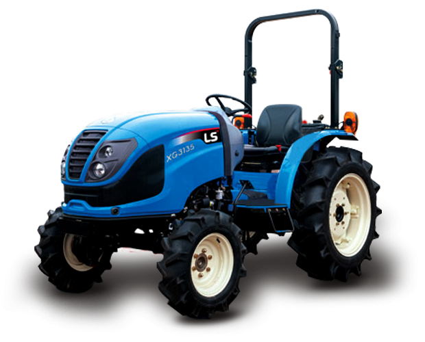 LS XG3135H Tractor Price Specs Features