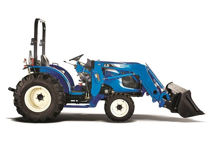 LS XG3140 Tractor Specs Price Features