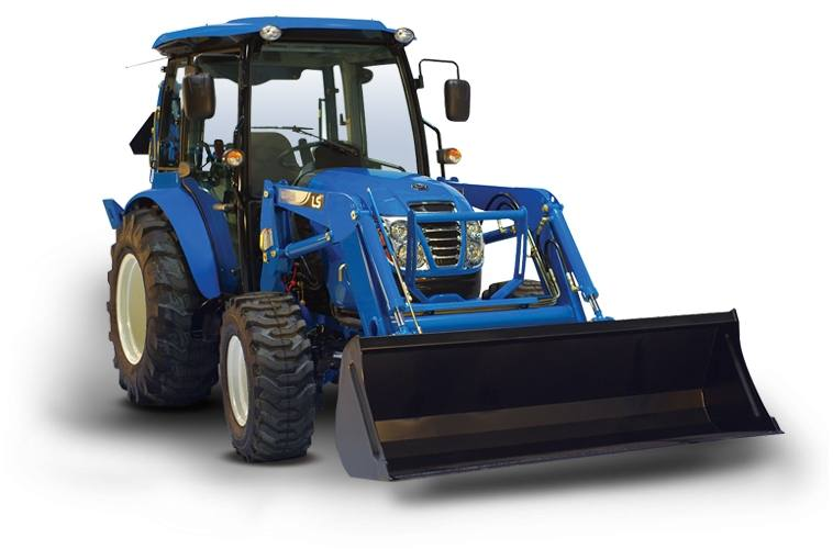 LS XR4040C Tractor Price Specs Features