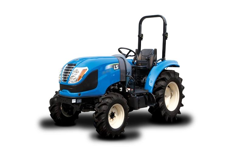 LS XR4140H Tractor Price Specs Features