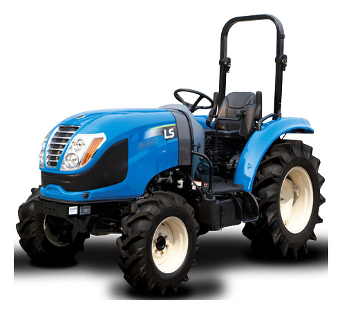 LS XR4155 Tractor Specs Price Review