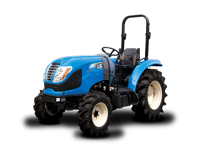 LS XR4155H Tractor Price Specs Reviews