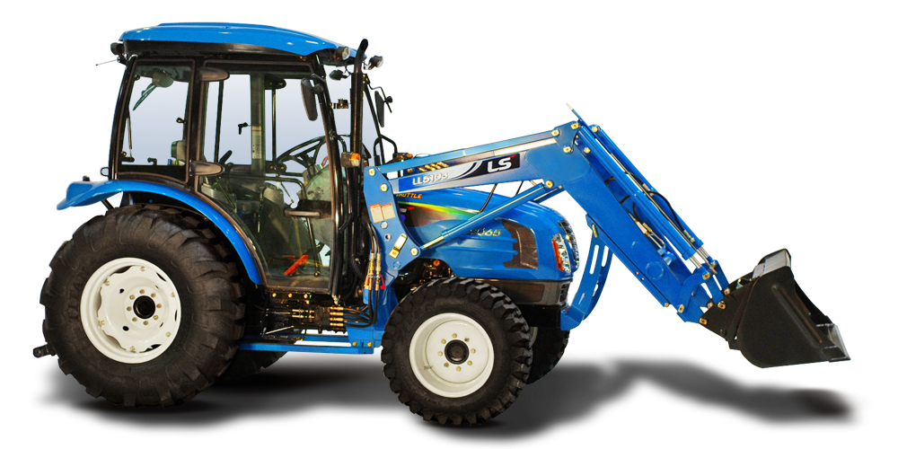 LS XU6168CPS Tractor Specs Price Features