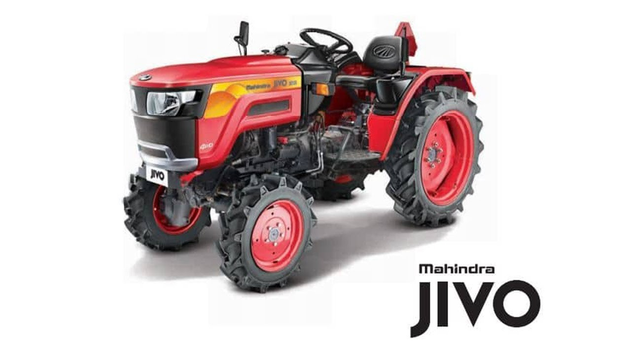 MAHINDRA JIVO 245 DI 4WD Price Mileage Specifications