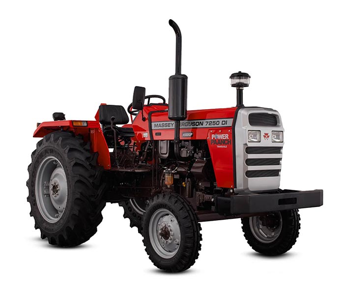Massey Ferguson 7250 DI Power UP Price in India Specification