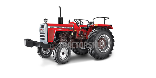 Massey Ferguson 9500 Super Shuttle Series 4WD Price Specification