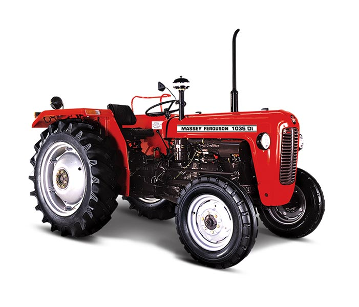 Massey Ferguson 1035 DI Price in Gujarat Specification