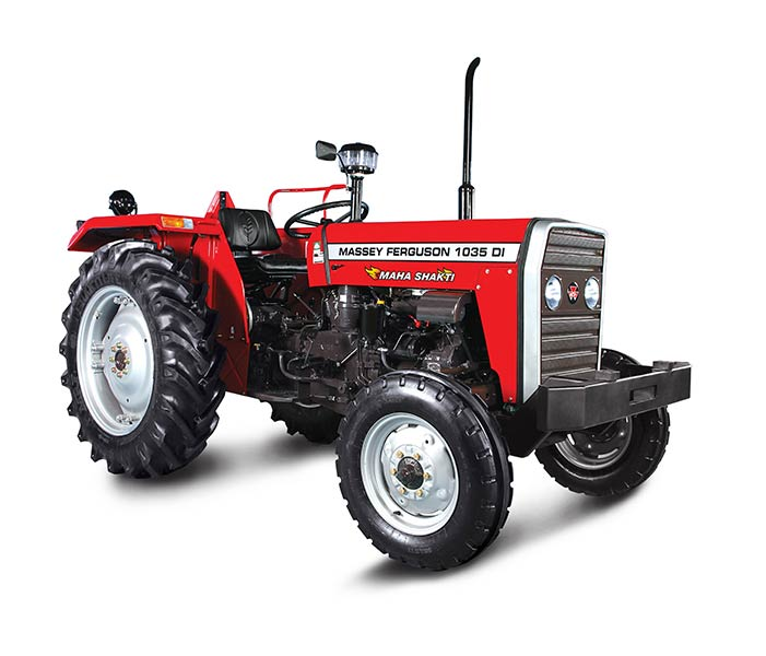 Massey Ferguson1035 DI Planetary Plus Price Specification Mileage