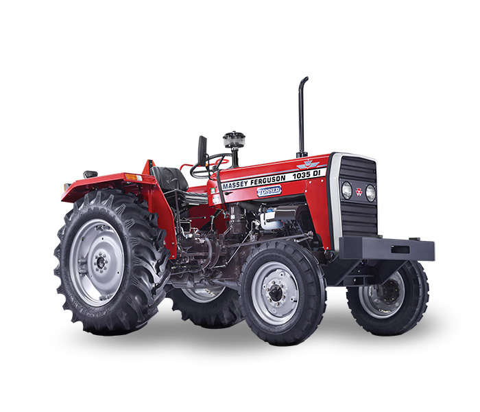 Massey Ferguson 1035 DI Tonner Price Specification