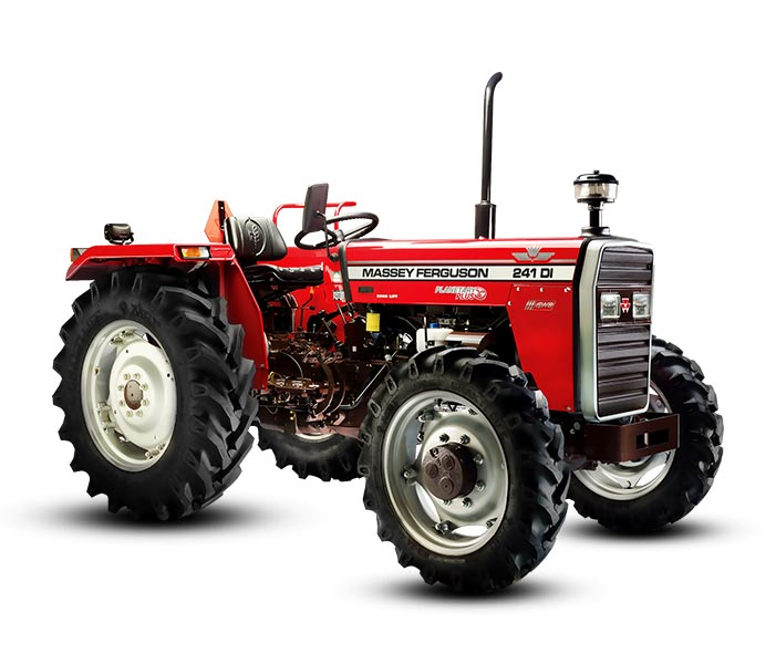 Massey Ferguson 241 DI 4WD Price in India Specification
