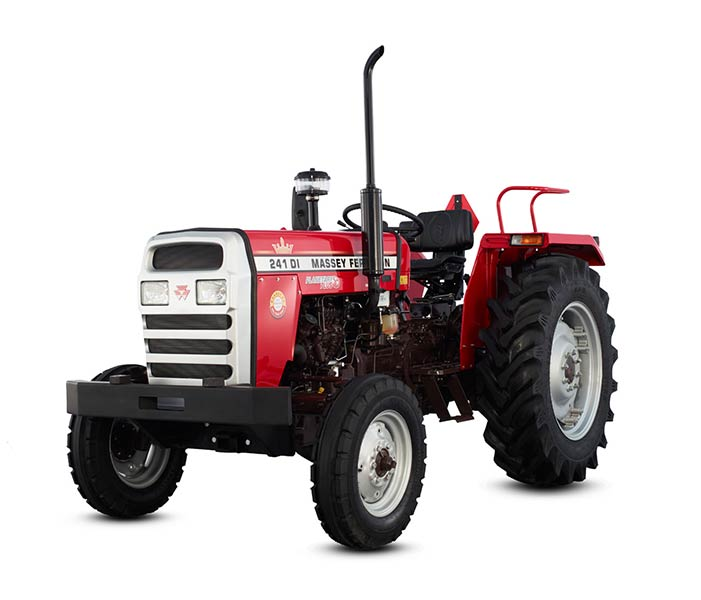 Massey Ferguson 241 DI Planetary Plus Price Mileage Specification