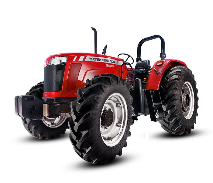 Massey Ferguson 2635 4WD Price Specification