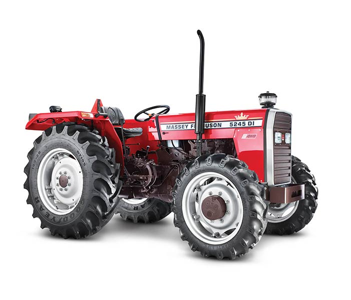 Massey Ferguson 5245 DI 4WD Price Specification