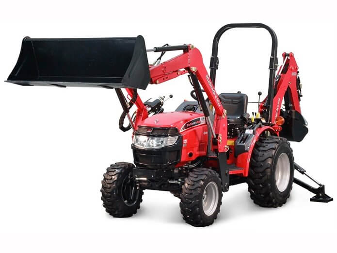 Mahindra 1526 4WD Shuttle Tractor Price Specs Features