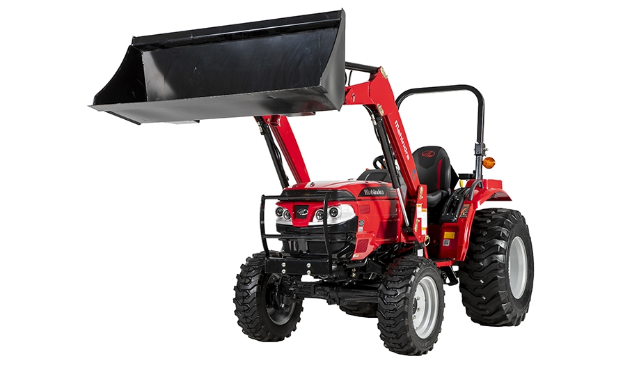 Mahindra 1626 Shuttle Tractor Price Specs Review