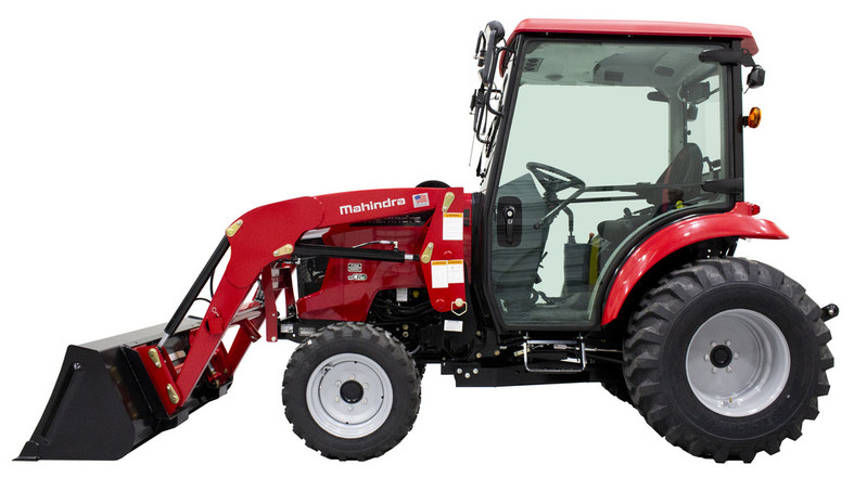 Mahindra 1635 HST Cab Price Specs Features