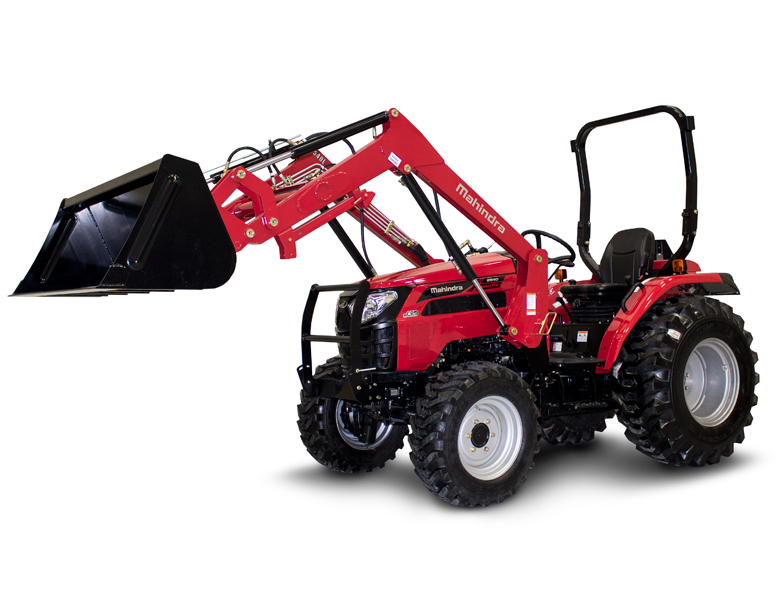 Mahindra 2540 Shuttle Price Specs Features