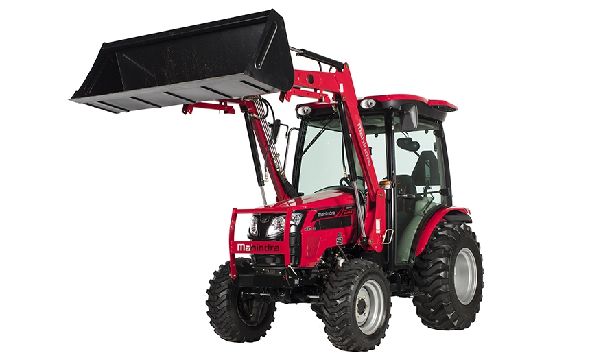 Mahindra 2645 Shuttle Cab Price Specs Features
