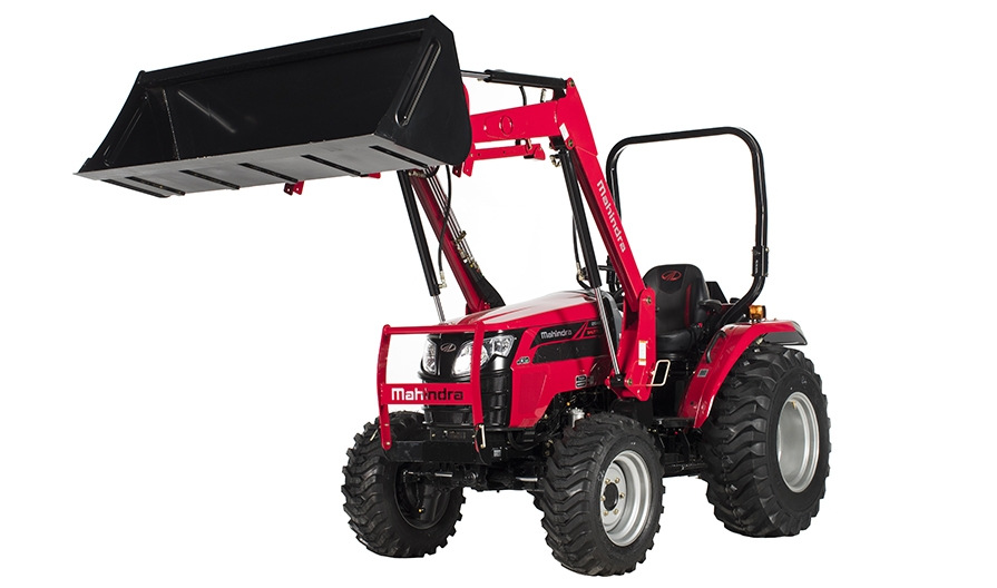 Mahindra 2645 Shuttle Price Specs Features