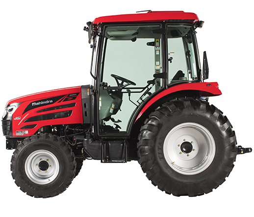 Mahindra 2655 HST Cab Price Specs Review