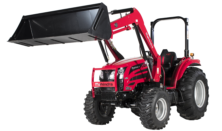Mahindra 2655 Shuttle OS Price Specs Reviews