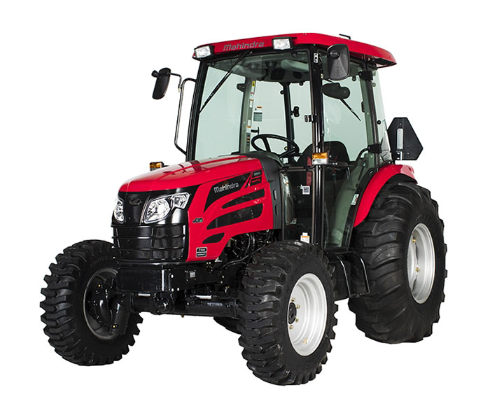 Mahindra 2665 Shuttle Cab Tractor Price Specs