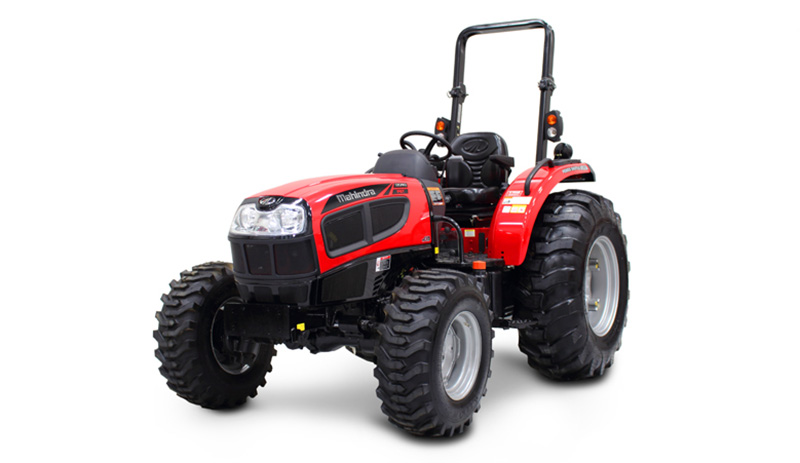 Mahindra 3540 4WD PST Price Specs Features