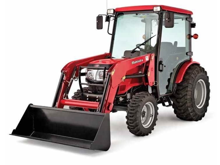 Mahindra 3540 HST Cab Specs Price Features