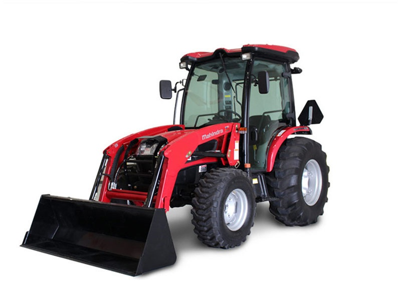 Mahindra 3550 PST Cab Tractor Price Specs