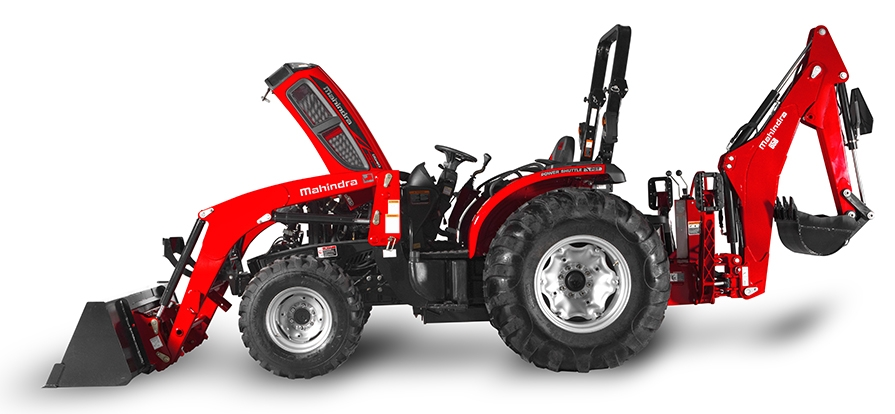 Mahindra 3640 PST OS Tractor Price Specs