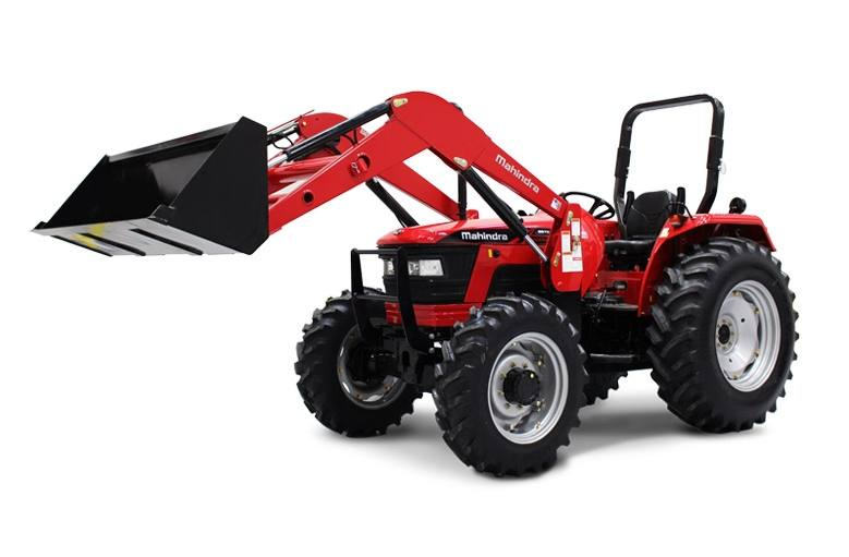 Mahindra 5570 4WD Shuttle Tractor Price Specs