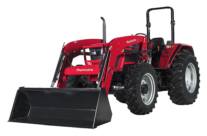 Mahindra 6075 Power Shuttle Tractor Price Specs
