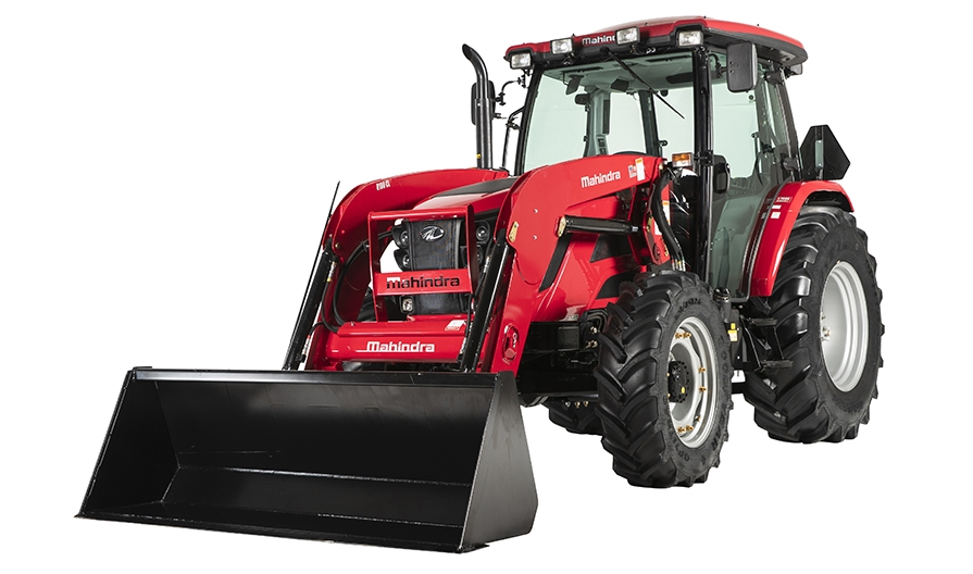 Mahindra 8100 PST Tractor Price Specs