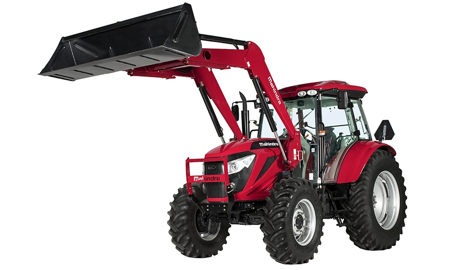 Mahindra 9110 S Tractor Price Specification
