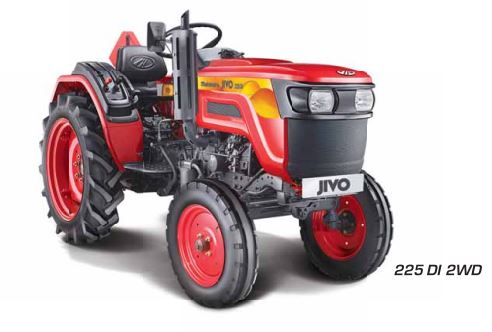 Mahindra JIVO 225 DI Price Specification Mileage