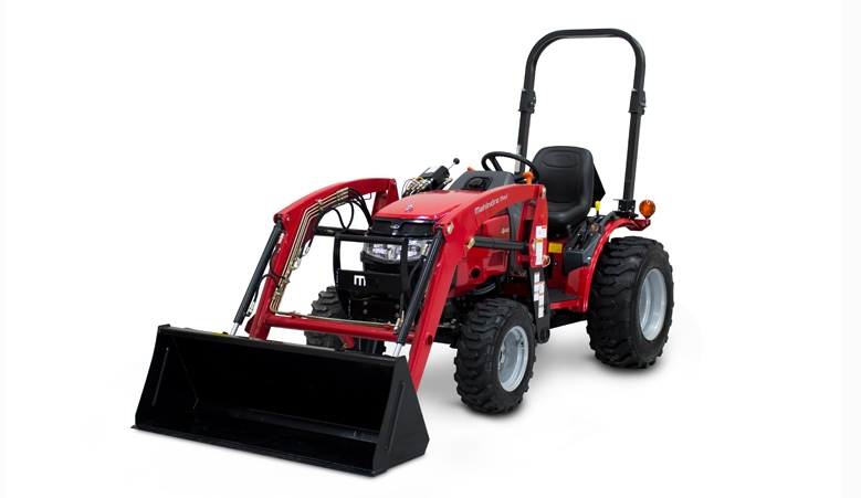 Mahindra Max 26XL 4WD Shuttle Tractor Price Specs