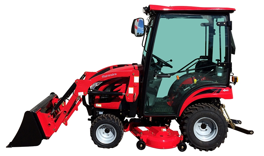 Mahindra eMAX 20S HST Cab Price Specs Features