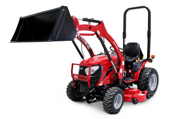 Mahindra eMAX 22S HST Price Specs Features
