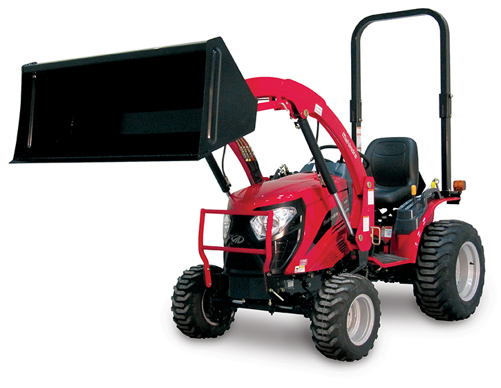 Mahindra eMAX 25L HST Price Specification