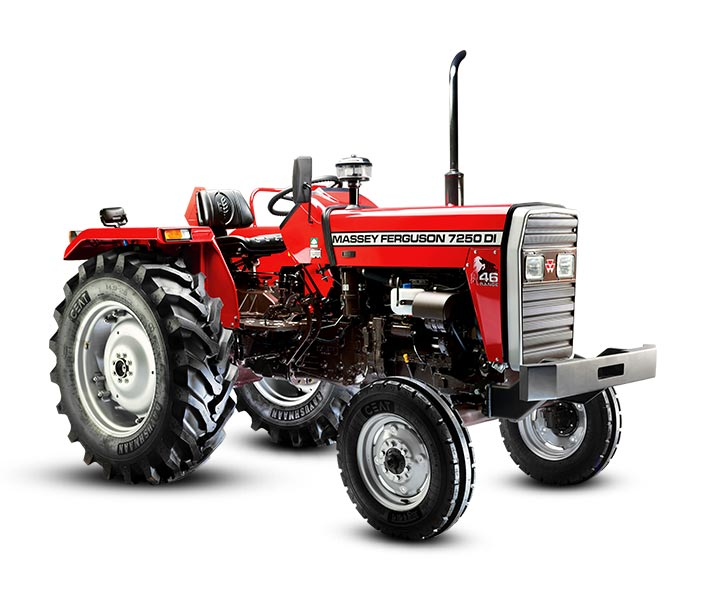 Massey Ferguson 7250 DI Price Specification Mileage