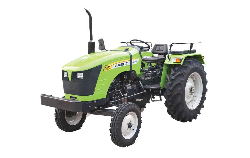 PREET 4549 2WD Tractor Price Specification
