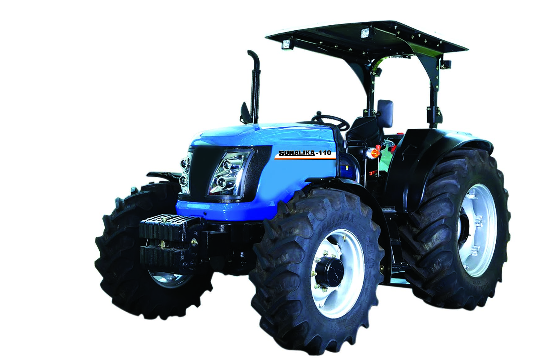 Sonalika 110 HP Tractor Price in India Specification