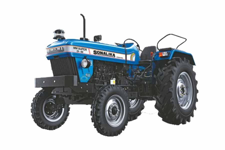 Sonalika DI 60 MM Super Tractor Price Specification