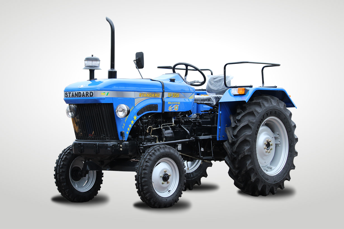 Standard DI 335 Tractor Price Specification