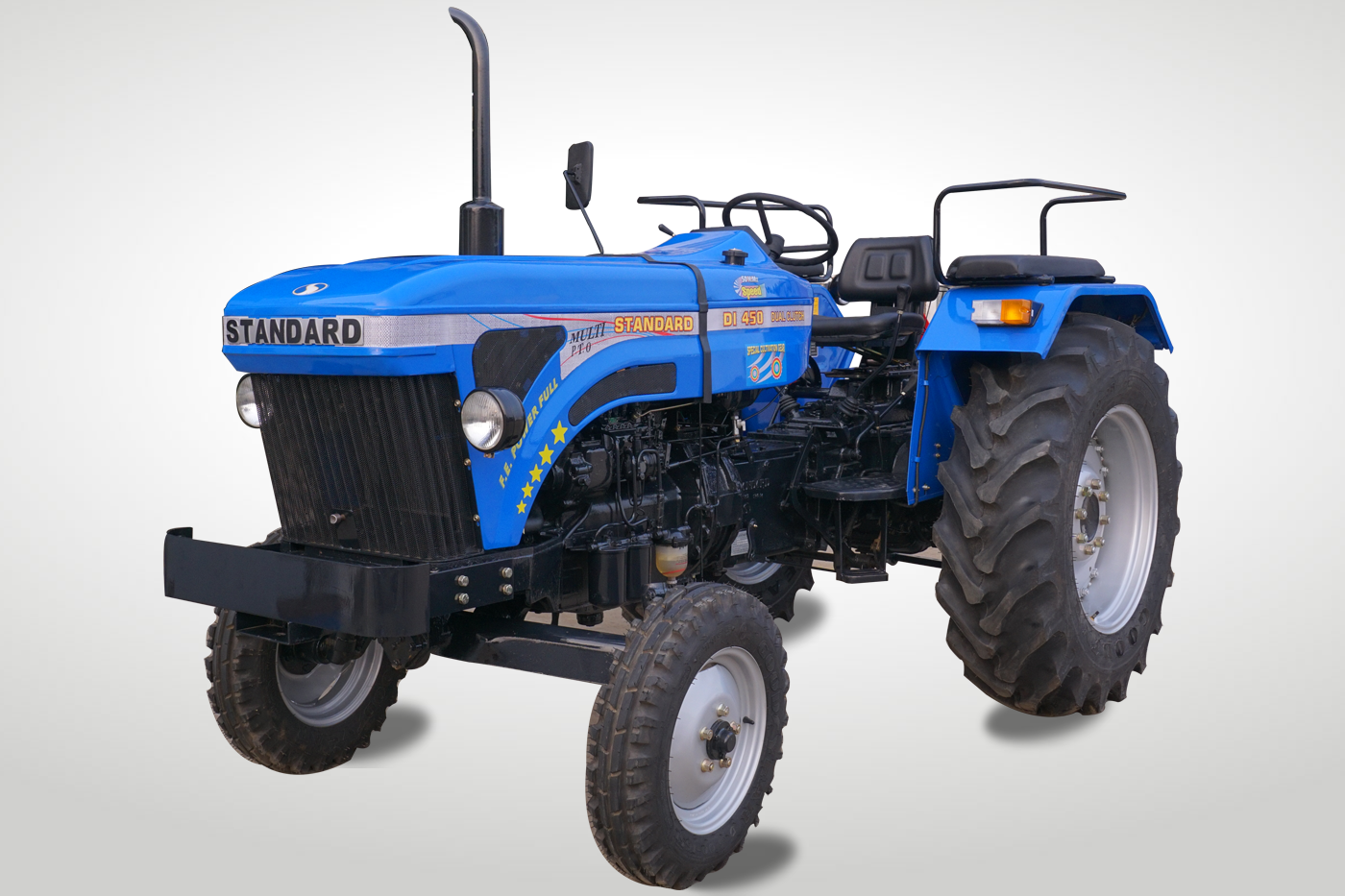 Standard DI 450 Tractor Price Specification Mileage