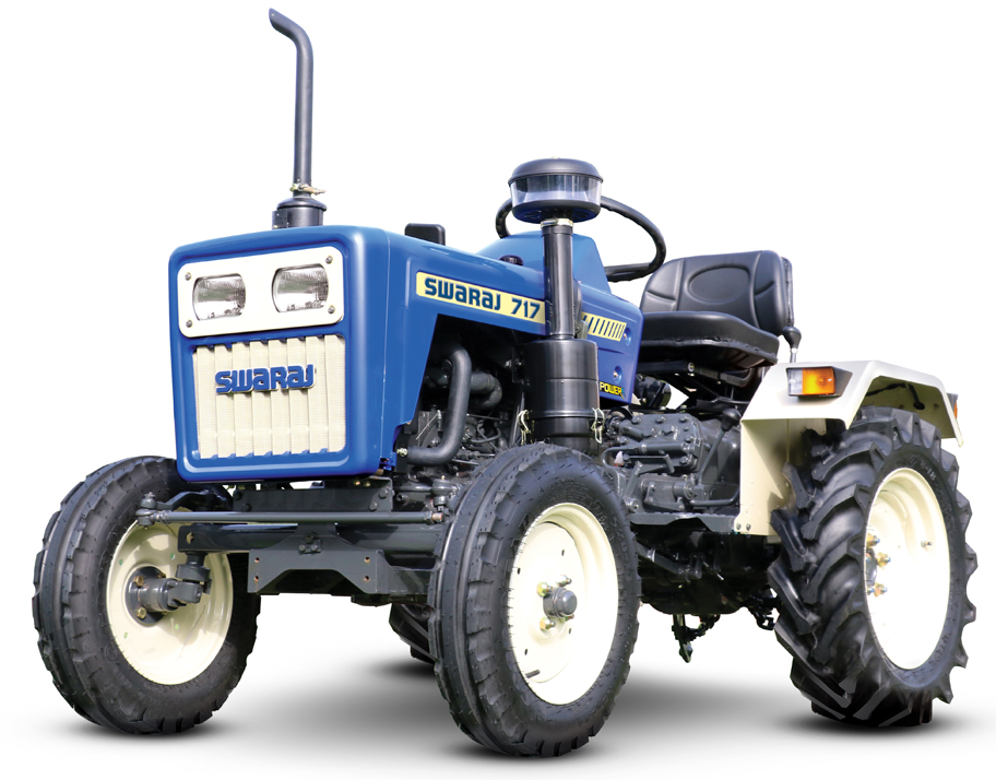 Swaraj 717 Mini Tractor MIleage Price Specification