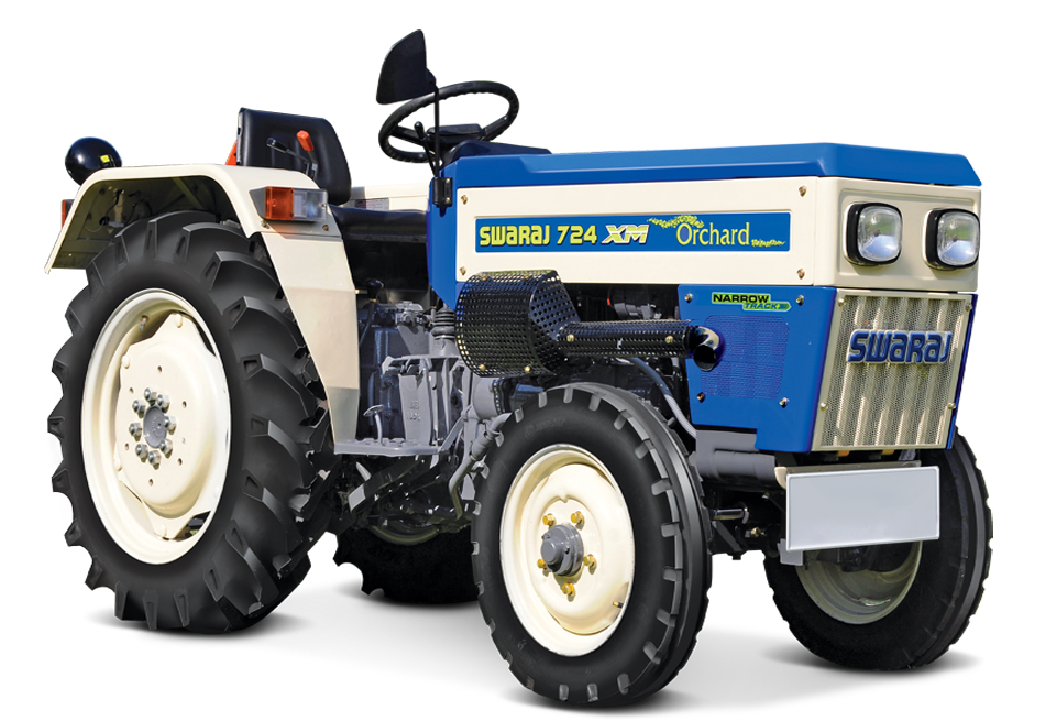 Swaraj 724 XM Orchard NT Tractor Price Specifications