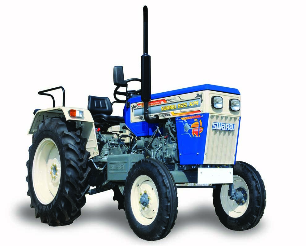 Swaraj 825 XM Tractor Price Mileage specification