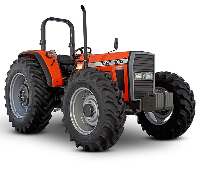 Tafe 1002 4WD Tractor Price in India Specification