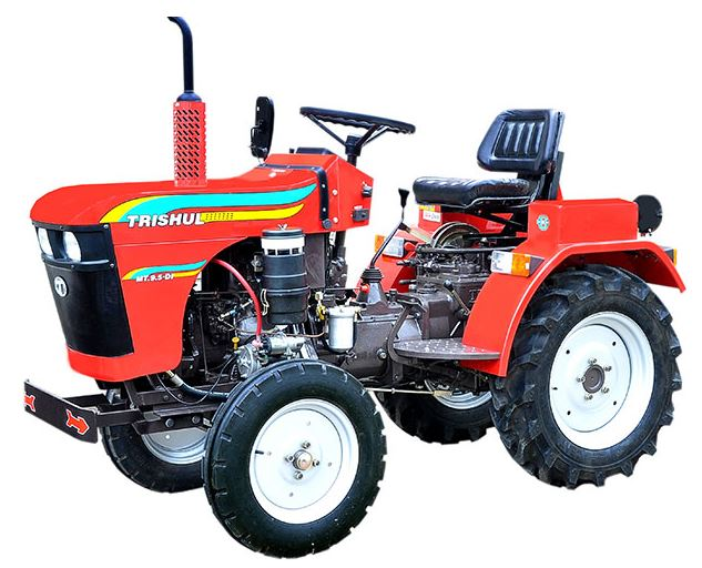 Trishul Mini Tractor 12 HP Price Specification
